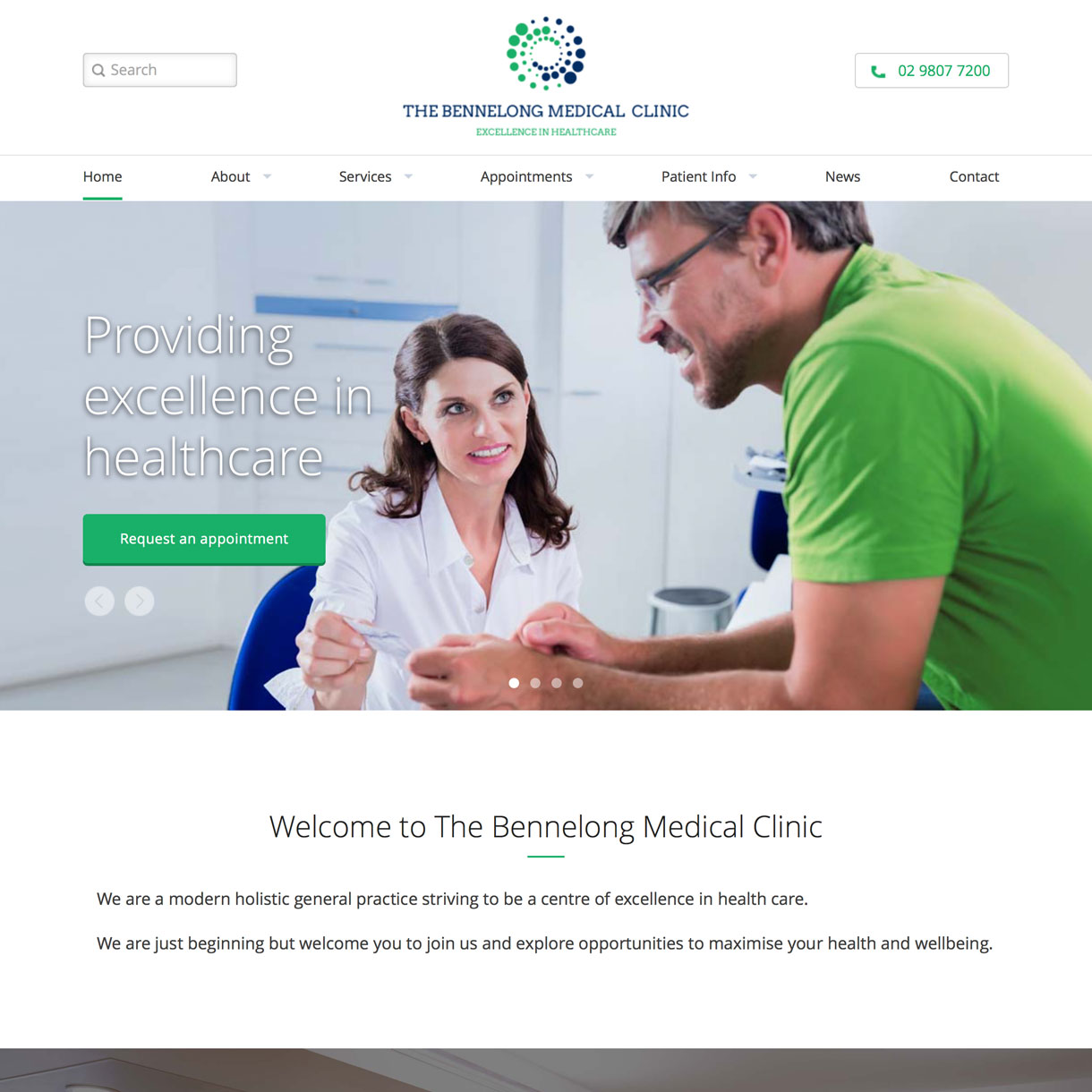 The Bennelong Medical Clinic - Home