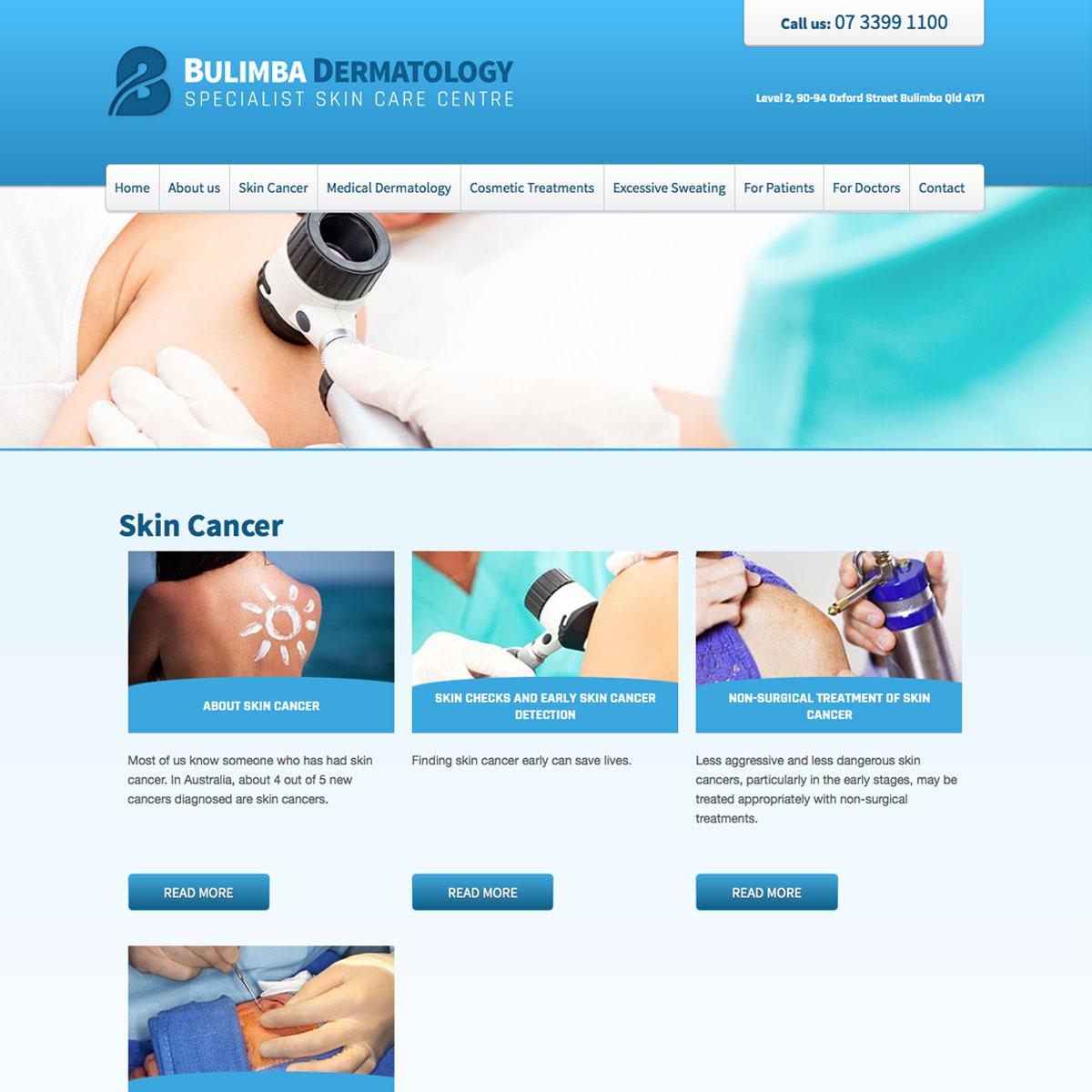 Bulimba Dermatology Skin Cancer