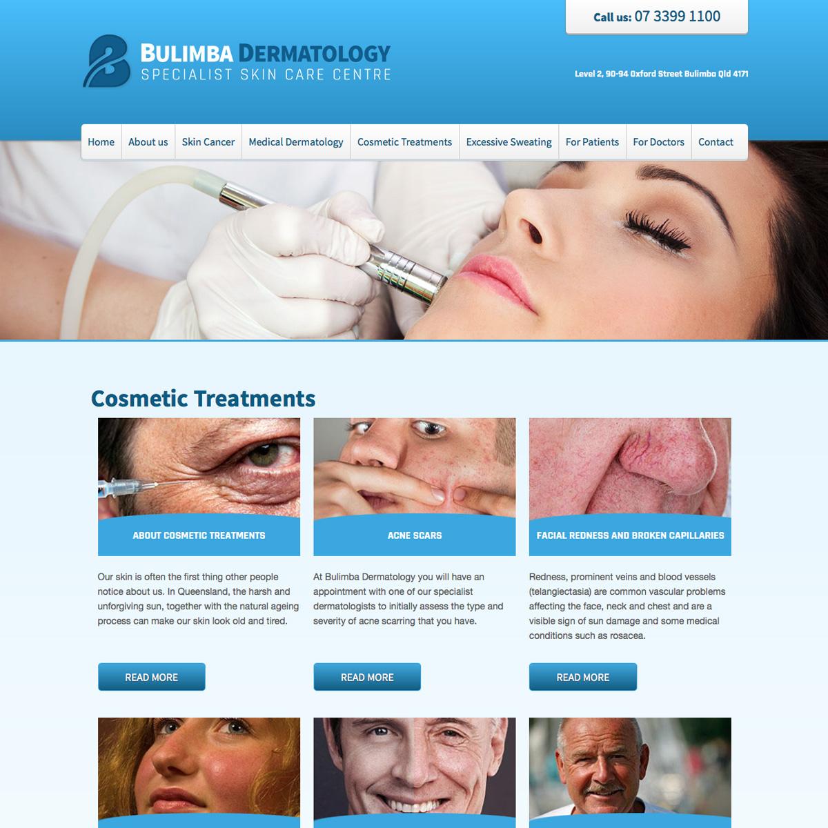 Bulimba Dermatology Cosmetic Treatments