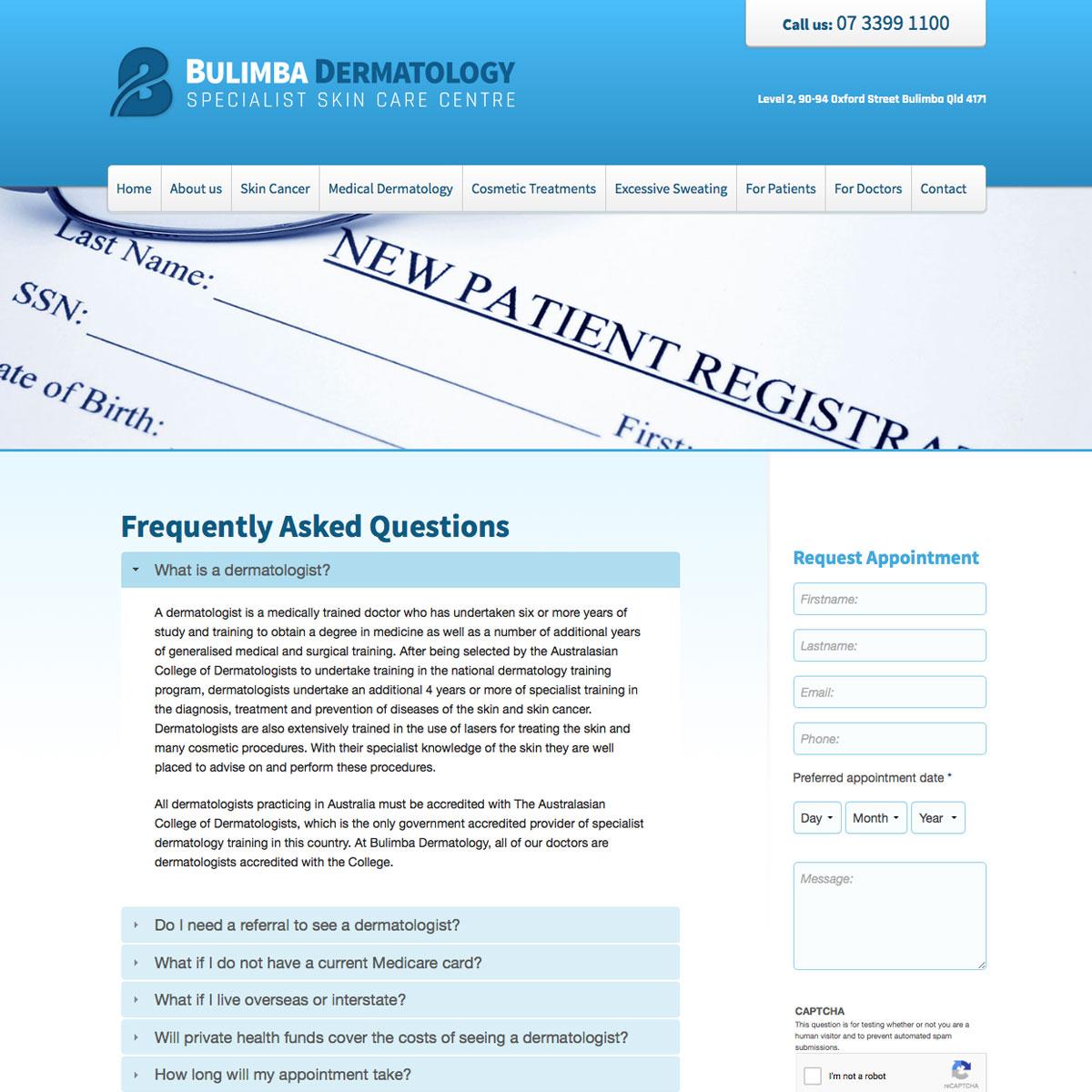 Bulimba Dermatology FAQ's