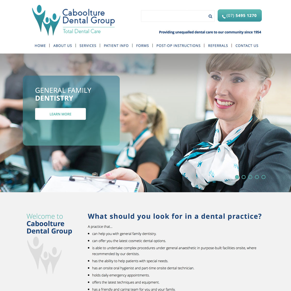 Caboolture Dental - Home Page