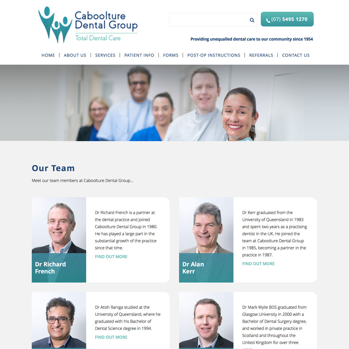 Caboolture Dental - Our Team