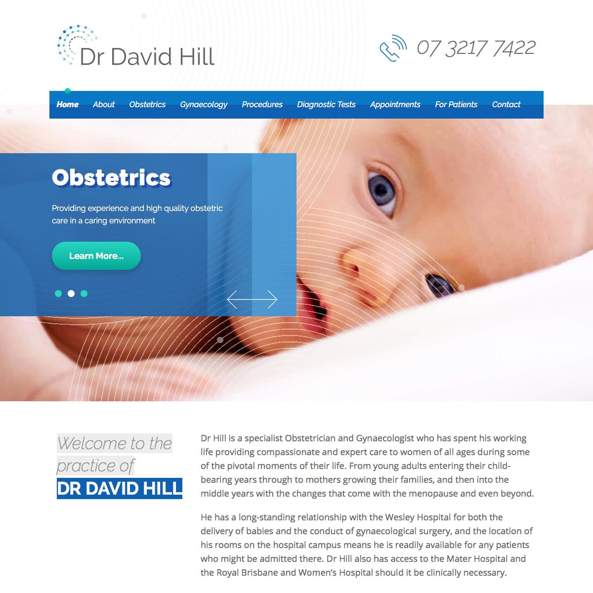 Dr David Hill - Home