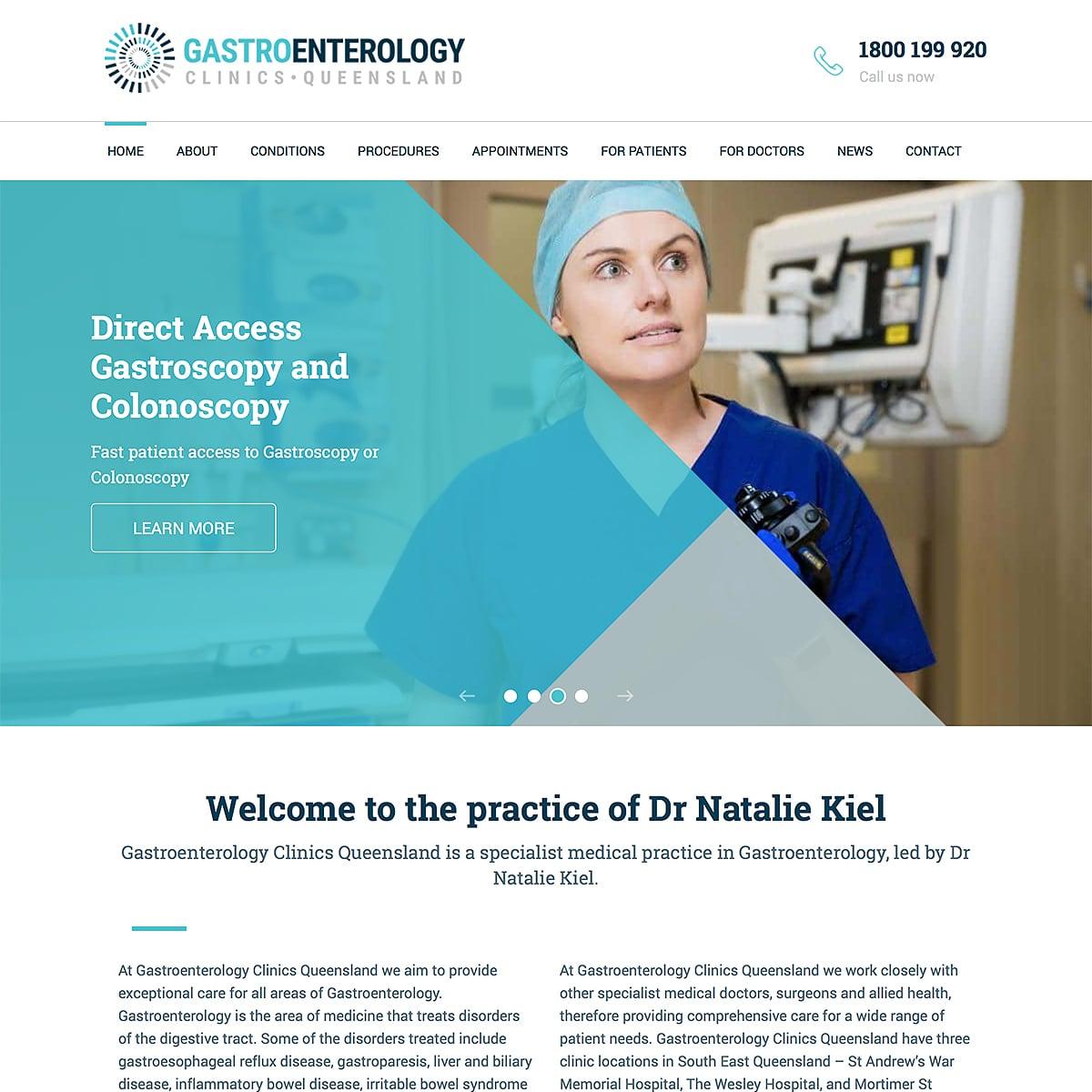 Gastroenterology Clinics Queensland - Home