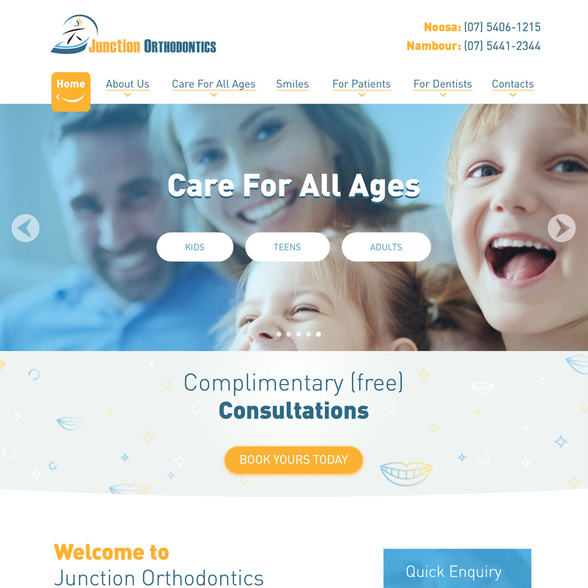 Junction Orthodontics - Care for All Ages