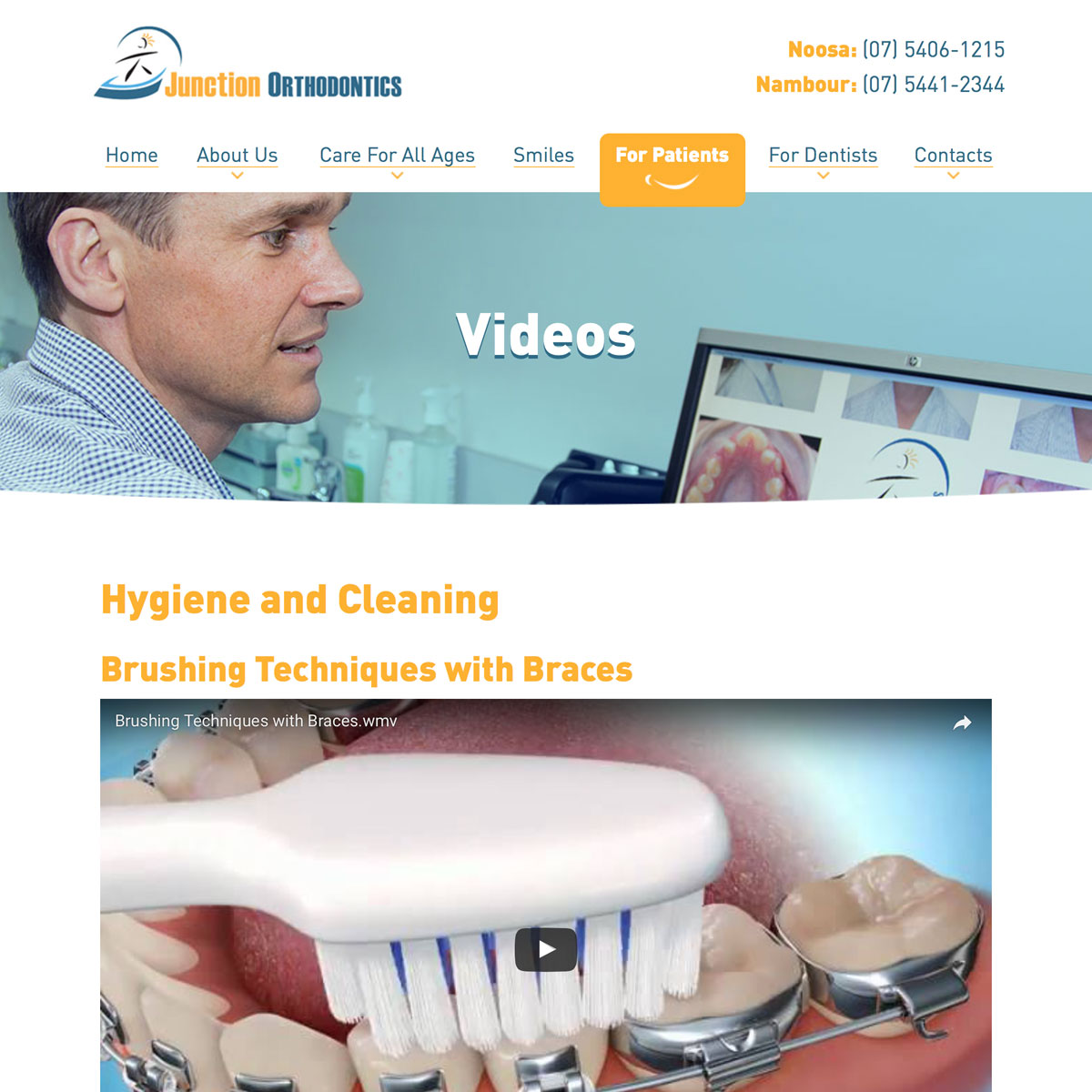 Junction Orthodontics - Videos