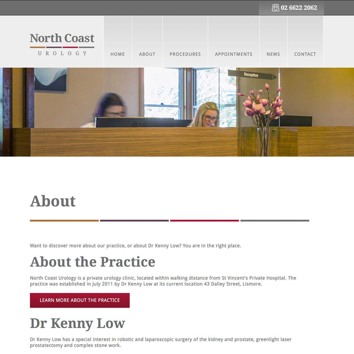 North Coast Urology About