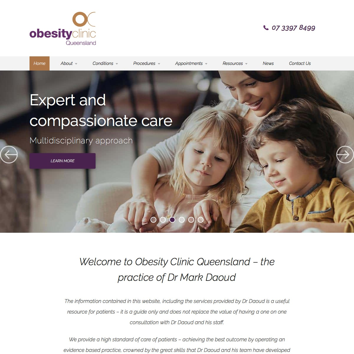 Obesity Clinic Queensland - Home