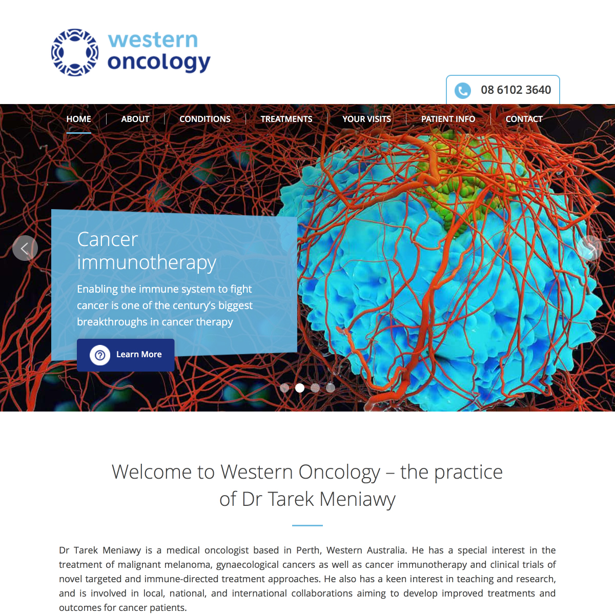 Western Oncology - Home