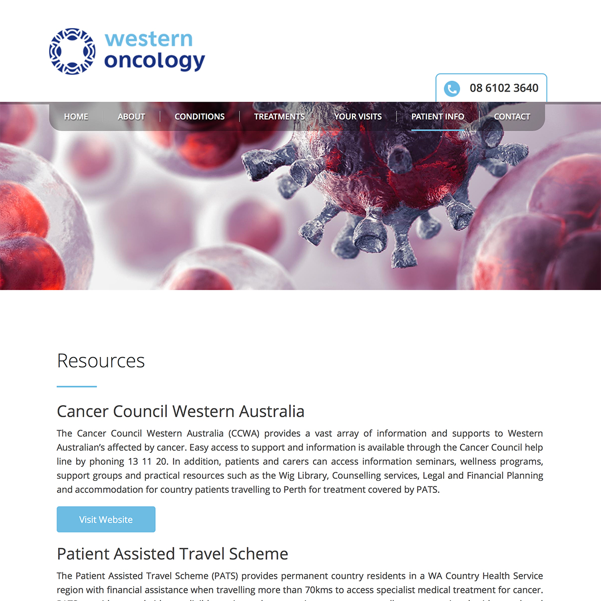 Western Oncology - Resources