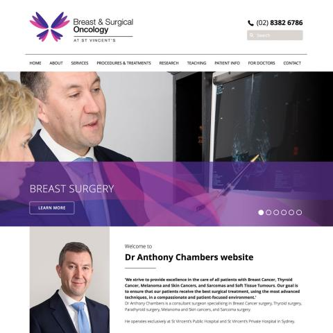 Surgical Oncology - Home Page