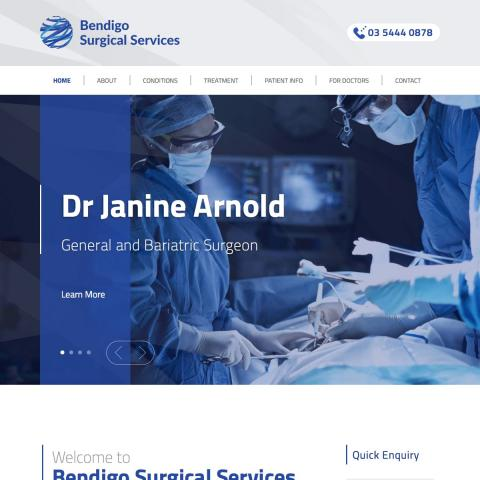 Bendigo Surgical Services - Home