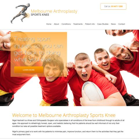 Melbourne Arthroplasty Home