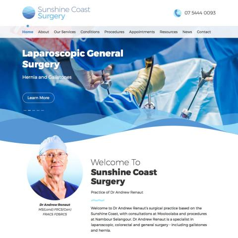 Sunshine Coast Surgery - Home