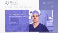 Harris Colorectal - Homepage